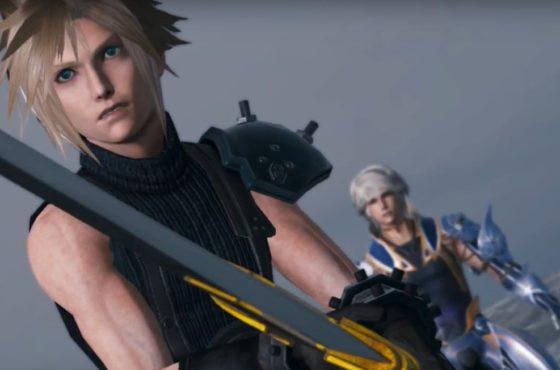 Nuovo trailer per l'evento Final Fantasy VII Remake X Mobius Final Fantasy!