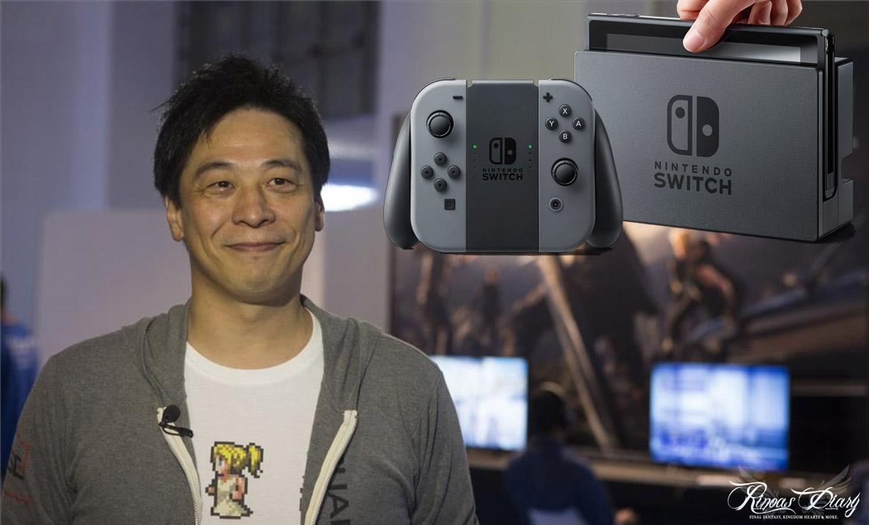 Per il director di Final Fantasy XV, Nintendo Switch è la console dei sogni