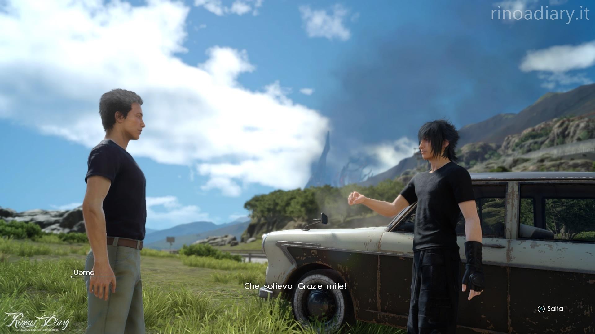 Final Fantasy XV – Missioni secondarie del Capitolo 6