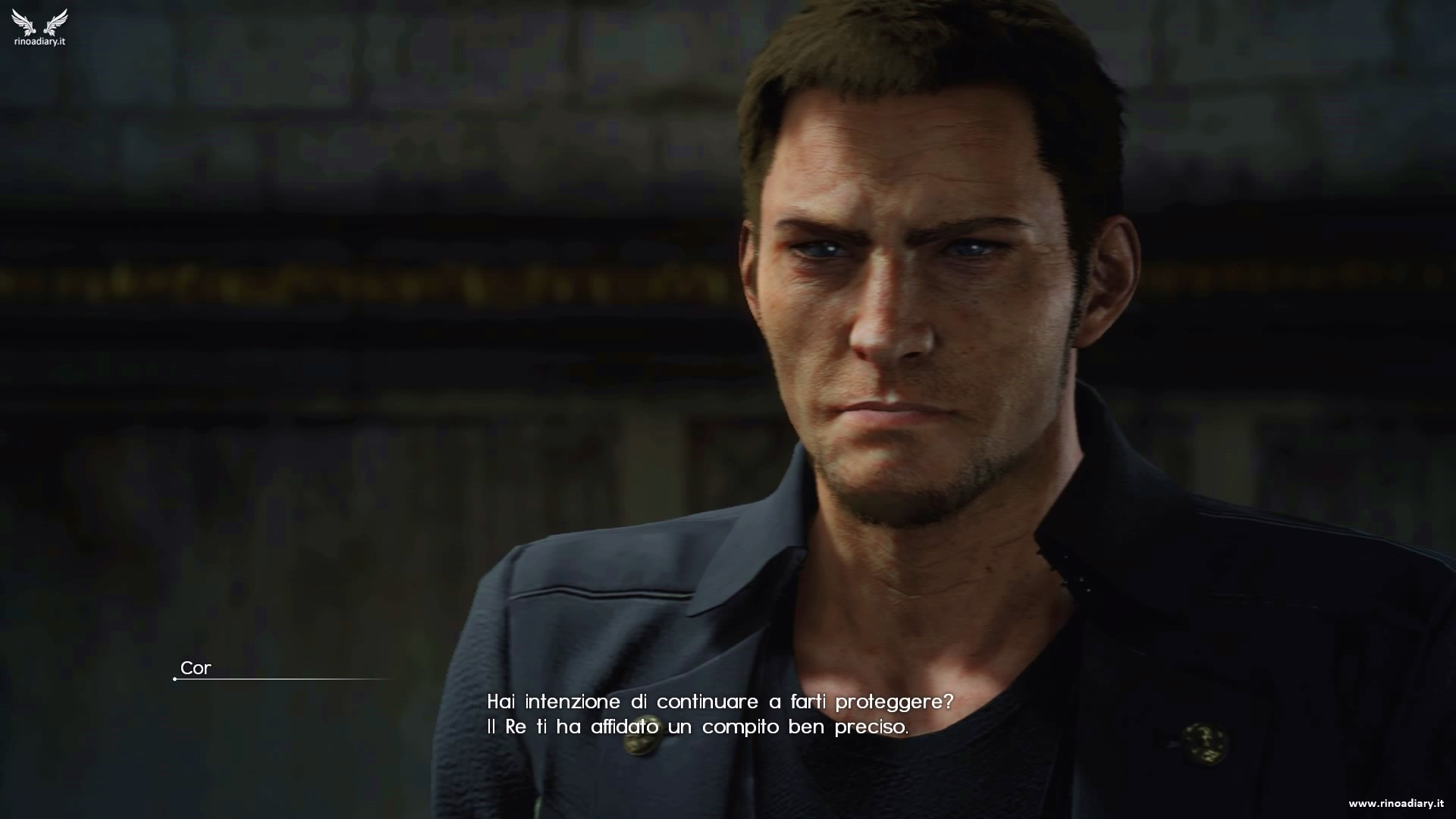 Cor Leonis era un personaggio fisso del party in Final Fantasy Versus XIII