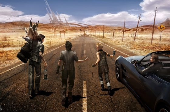 Final Fantasy XV è in sconto sul PlayStation Store europeo!