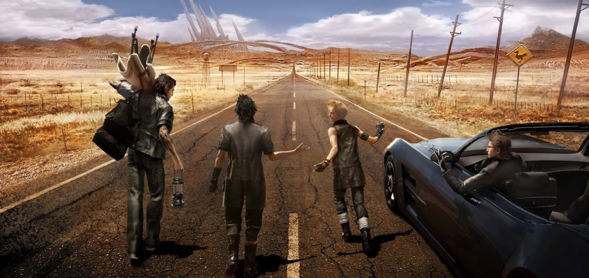 Final Fantasy XV è in sconto sul PlayStation Store europeo!