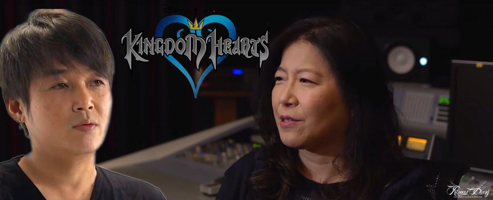 Intervista a Tetsuya Nomura e Yoko Shimomura sulle musiche di Kingdom Hearts