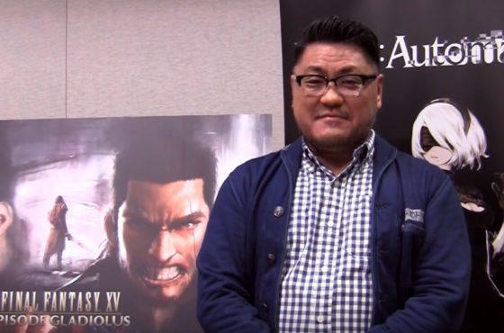 Okabe di NieR: Automata ha composto 2 OST di Final Fantasy XV: Episode Gladiolus