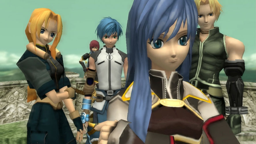 Star Ocean: Till the End of Time su PlayStation 4 giapponesi il 31 Marzo