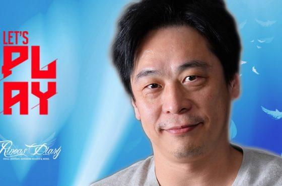 Tabata, director di Final Fantasy XV, oggi al Let's Play Roma!