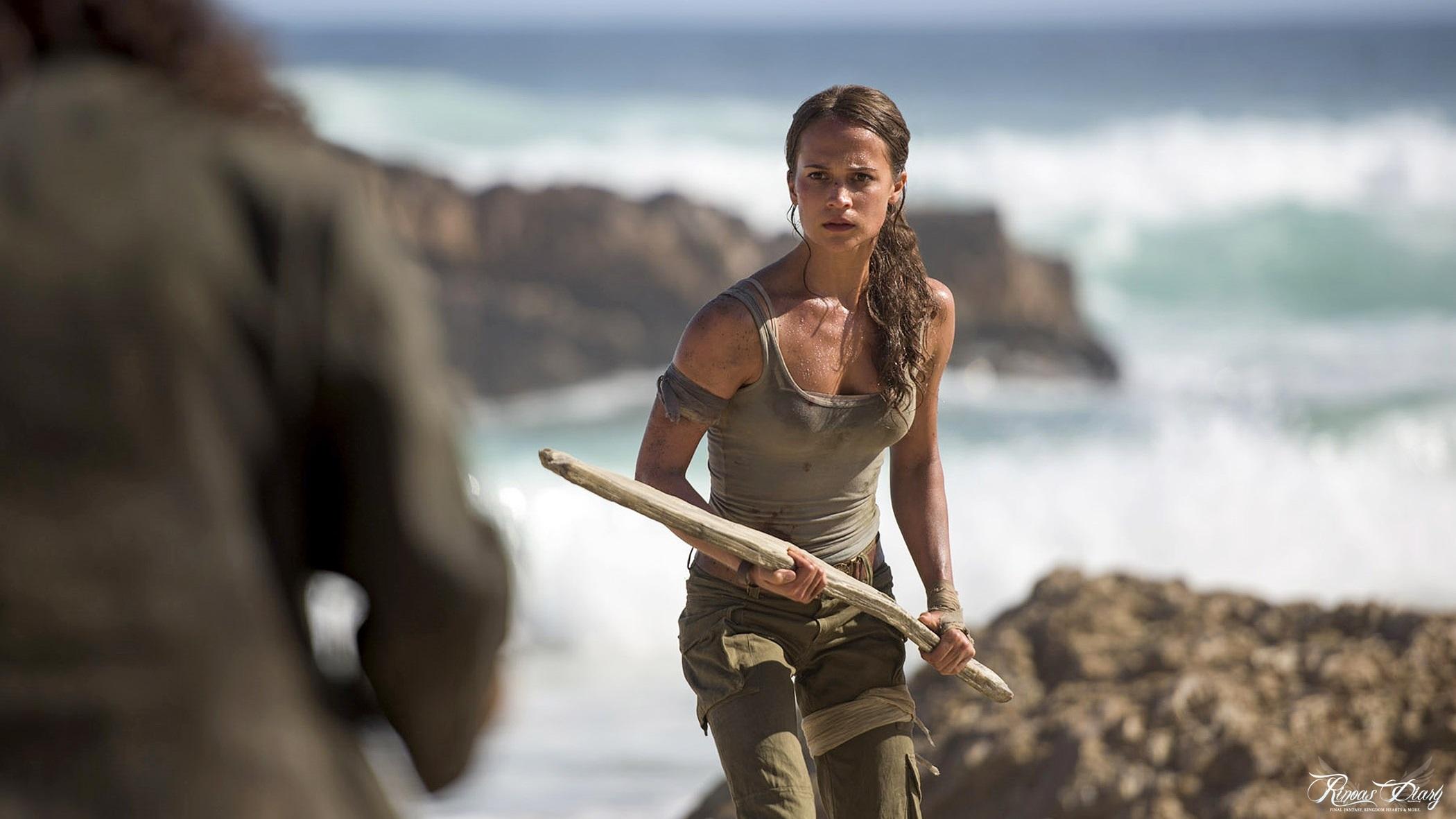 Informazioni e prime immagini ufficiali dal nuovo film Tomb Raider!