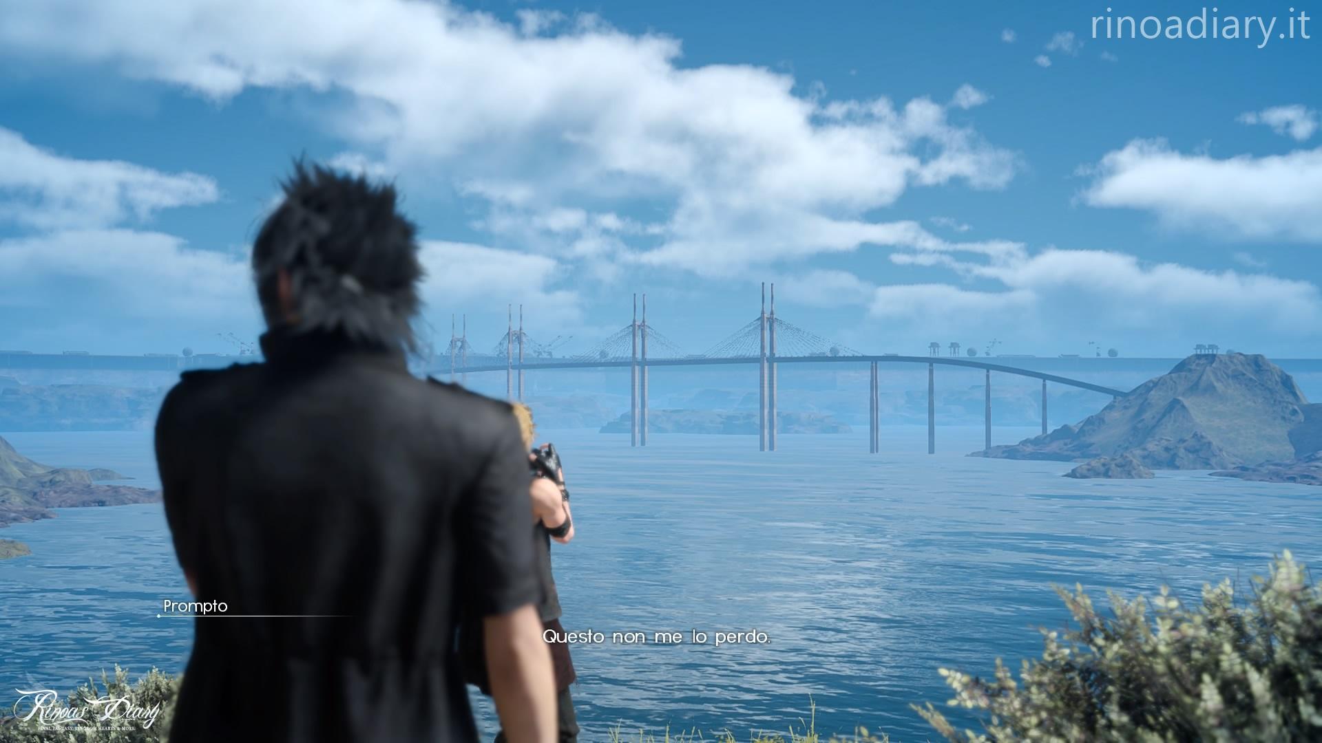 Final Fantasy XV – Missioni secondarie del Capitolo 5
