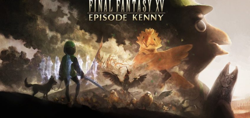 Final Fantasy XV: Episode Kenny annunciato!