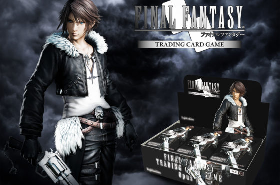 Disponibile Opus II di Final Fantasy Trading Card Game!