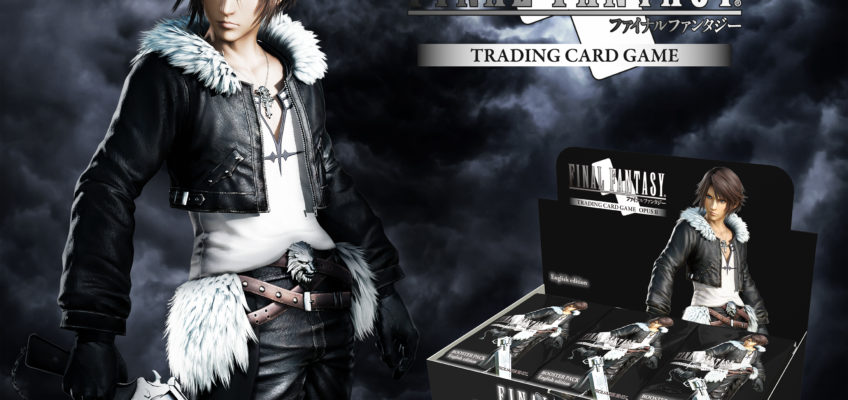 Disponibile Opus II di Final Fantasy Trading Card Game!