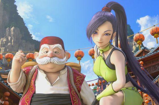 Data di release giapponese e nuovi trailer per Dragon Quest XI!