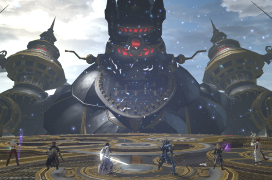 Uscita la patch 3.57 per Final Fantasy XIV!