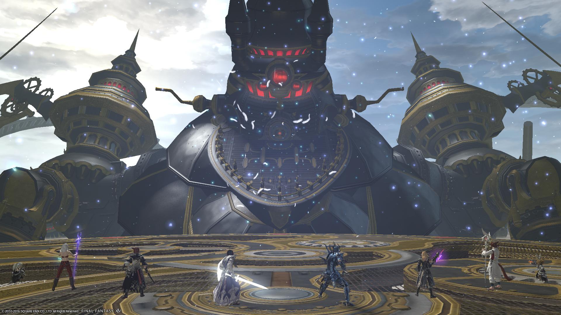 Uscita la patch 3.57 per Final Fantasy XIV!