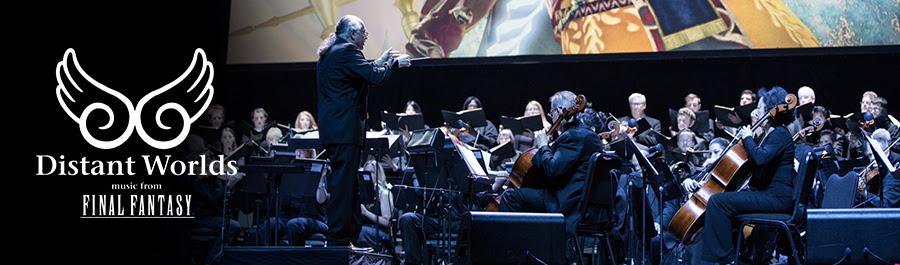 Una settimana al concerto Distant Worlds: Music from Final Fantasy di Milano!