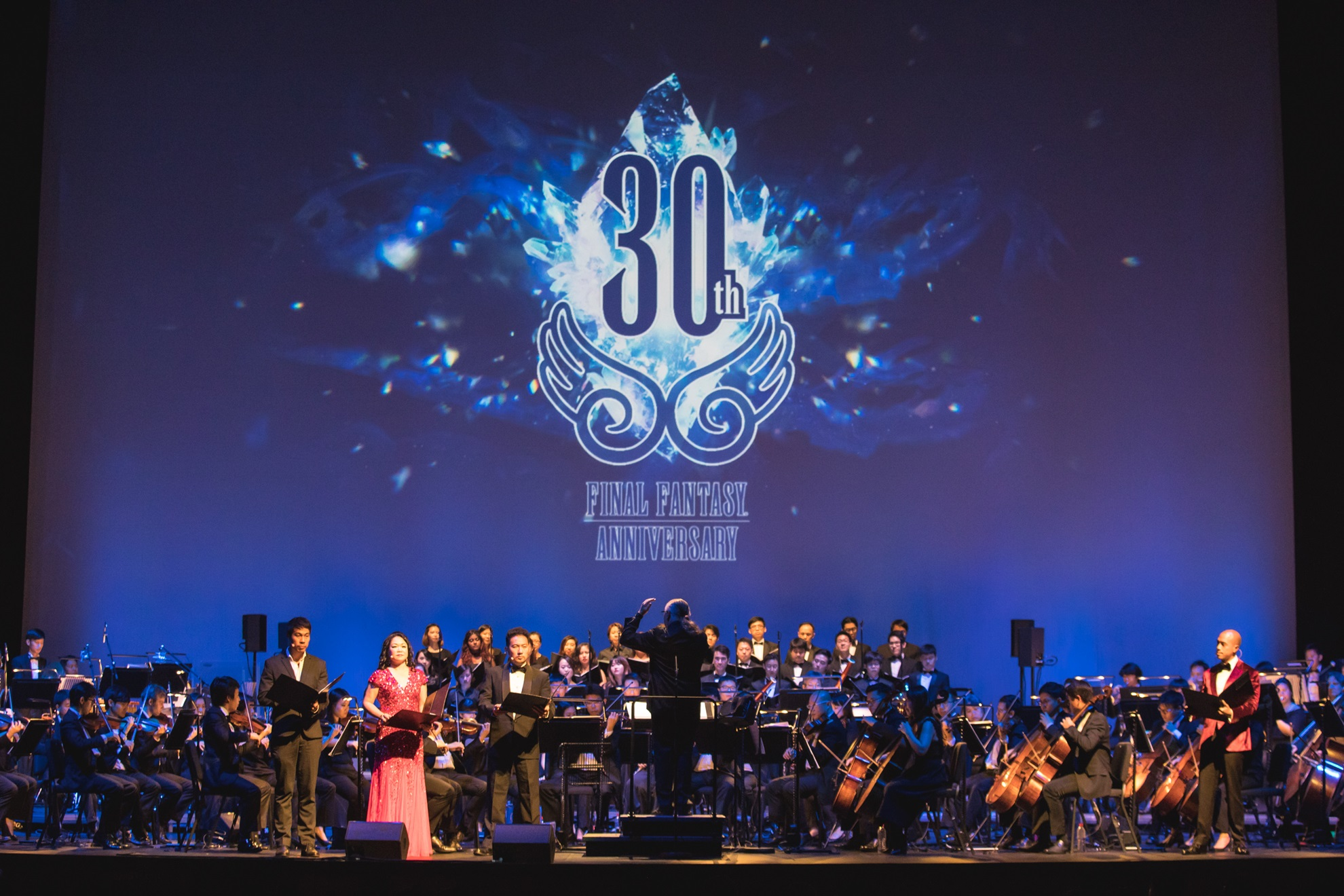 Distant Worlds: music from Final Fantasy torna in Italia!