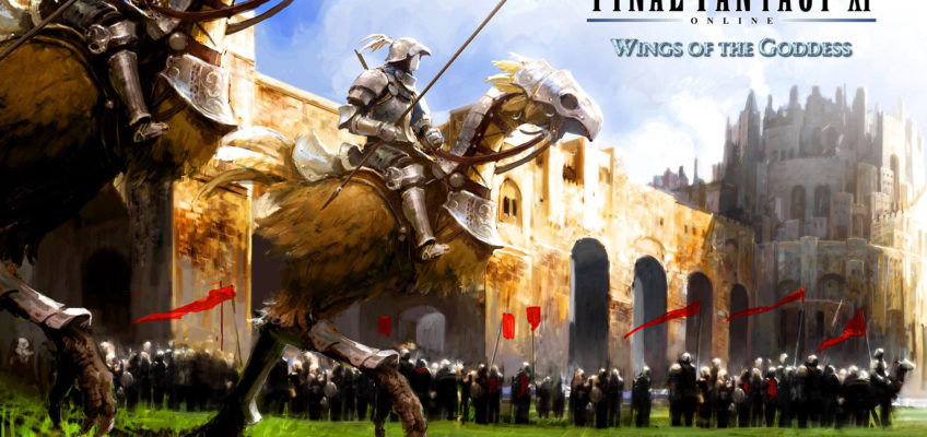 Final Fantasy XI festeggia 15 anni con sconti e login gratuito!