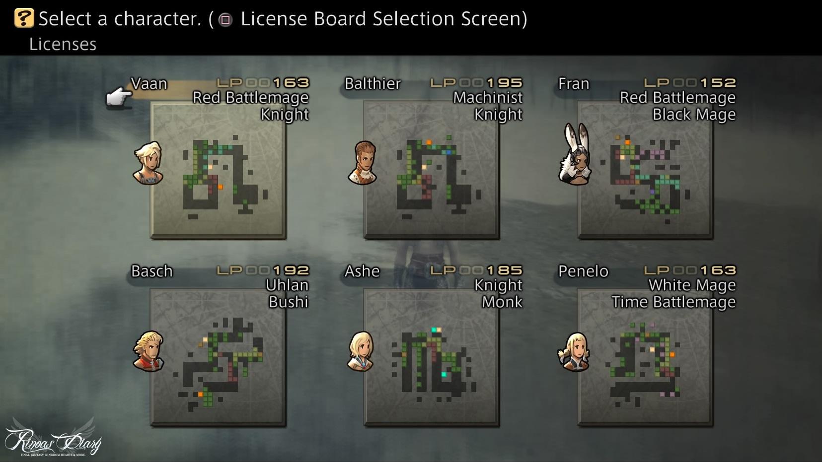 Nuovo trailer dedicato ai Gambit di Final Fantasy XII: The Zodiac Age!