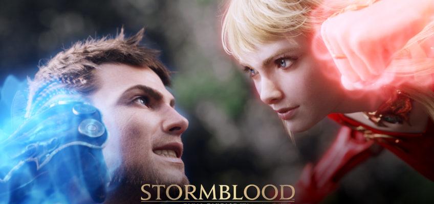 Nuovi wallpapers per Final Fantasy XIV: Stormblood!