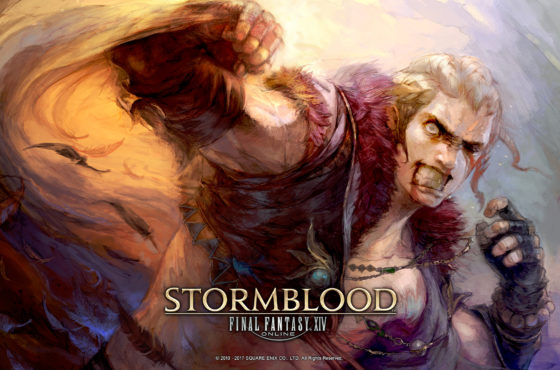 Nuovi wallpapers per Final Fantasy XIV: Stormblood