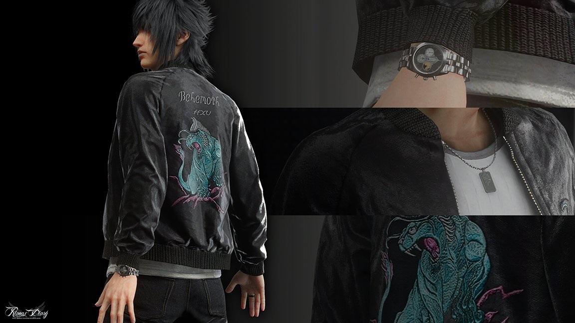 I contenuti del nuovo aggiornamento di Final Fantasy XV, tra piatti outfit e sondaggi!