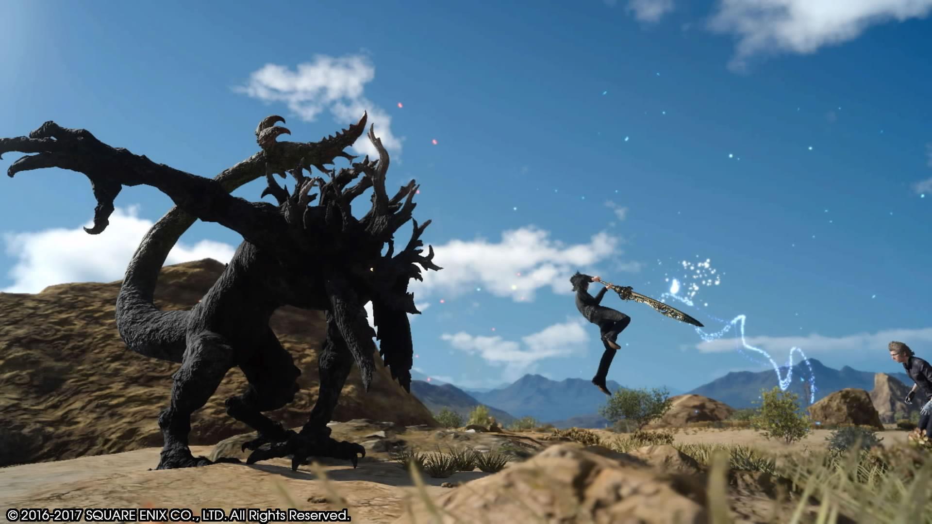 Final Fantasy XV: aperta la caccia ai Treant nefasti!