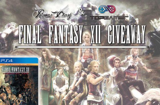 Giveaway – In regalo la Limited Steelbook Edition di Final Fantasy XII: The Zodiac Age!