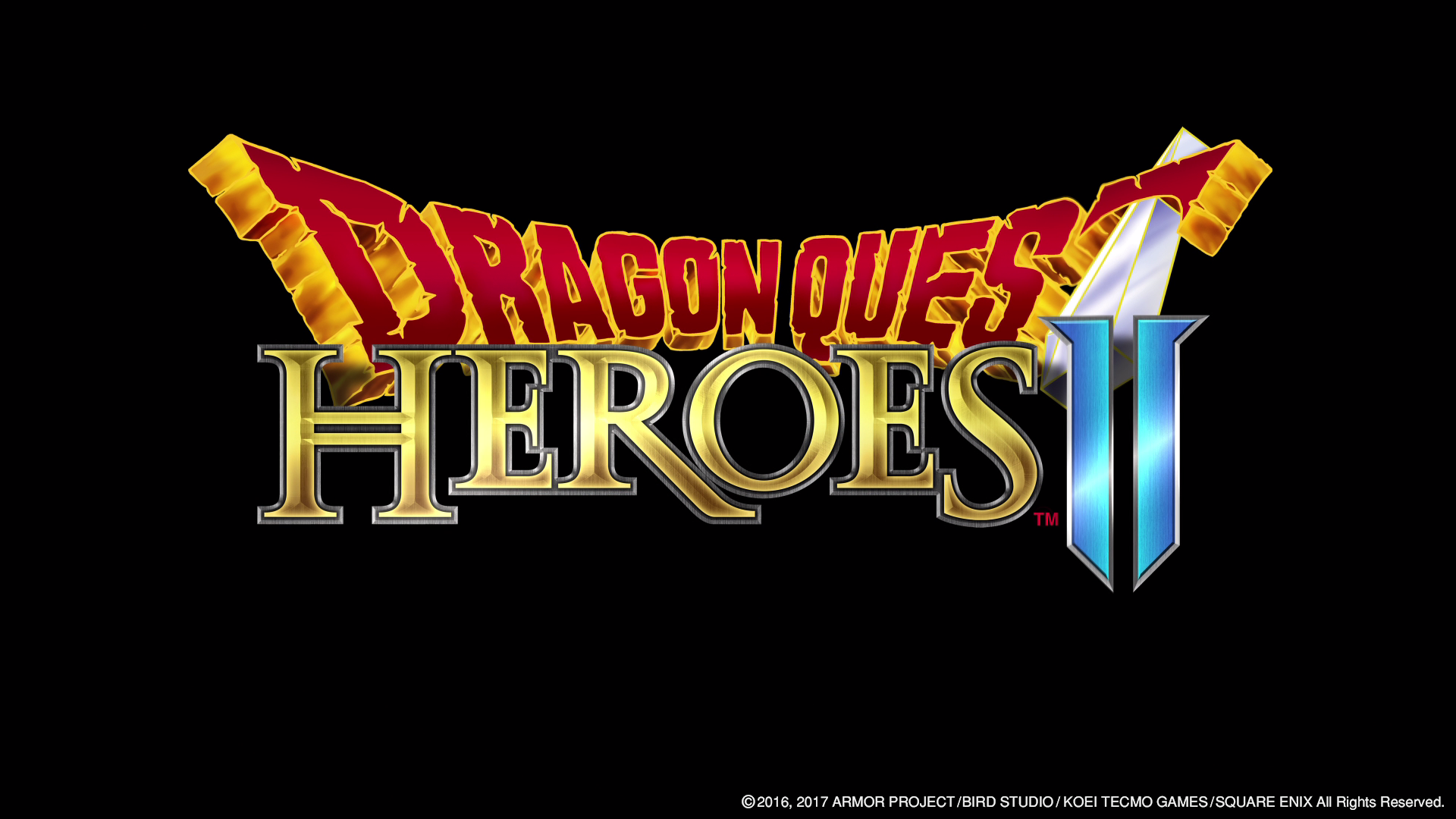 Hands on Dragon Quest Heroes II!