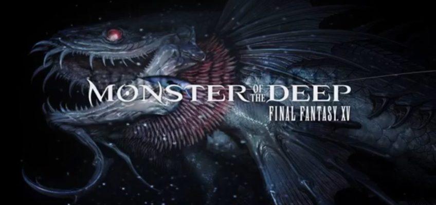Annunciato Monster of the Deep, esperienza VR di Final Fantasy XV!