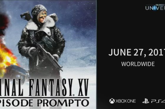 "Sei minuti di gameplay di ""Episode Prompto"" mostrati all'E3 2017!"