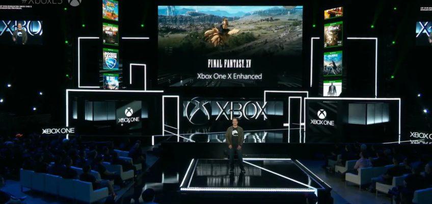 Confermato l'aggiornamento 4K per Xbox One X di Final Fantasy XV!