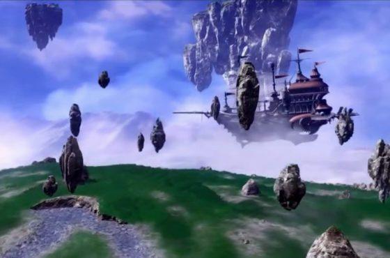 Il Continente Fluttuante di Final Fantasy III è la nuova arena di Dissidia Arcade!