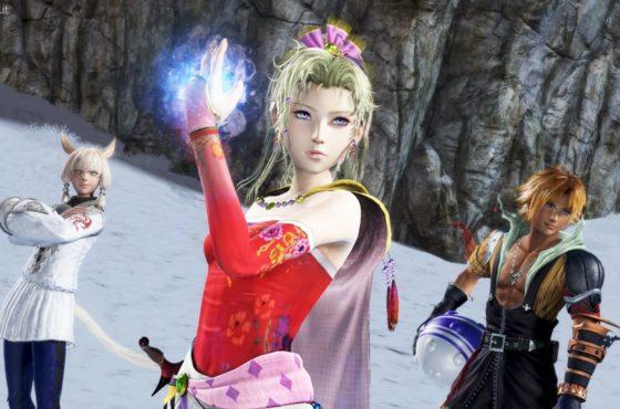 Immagini e trailer ufficiale per Dissidia NT Final Fantasy!