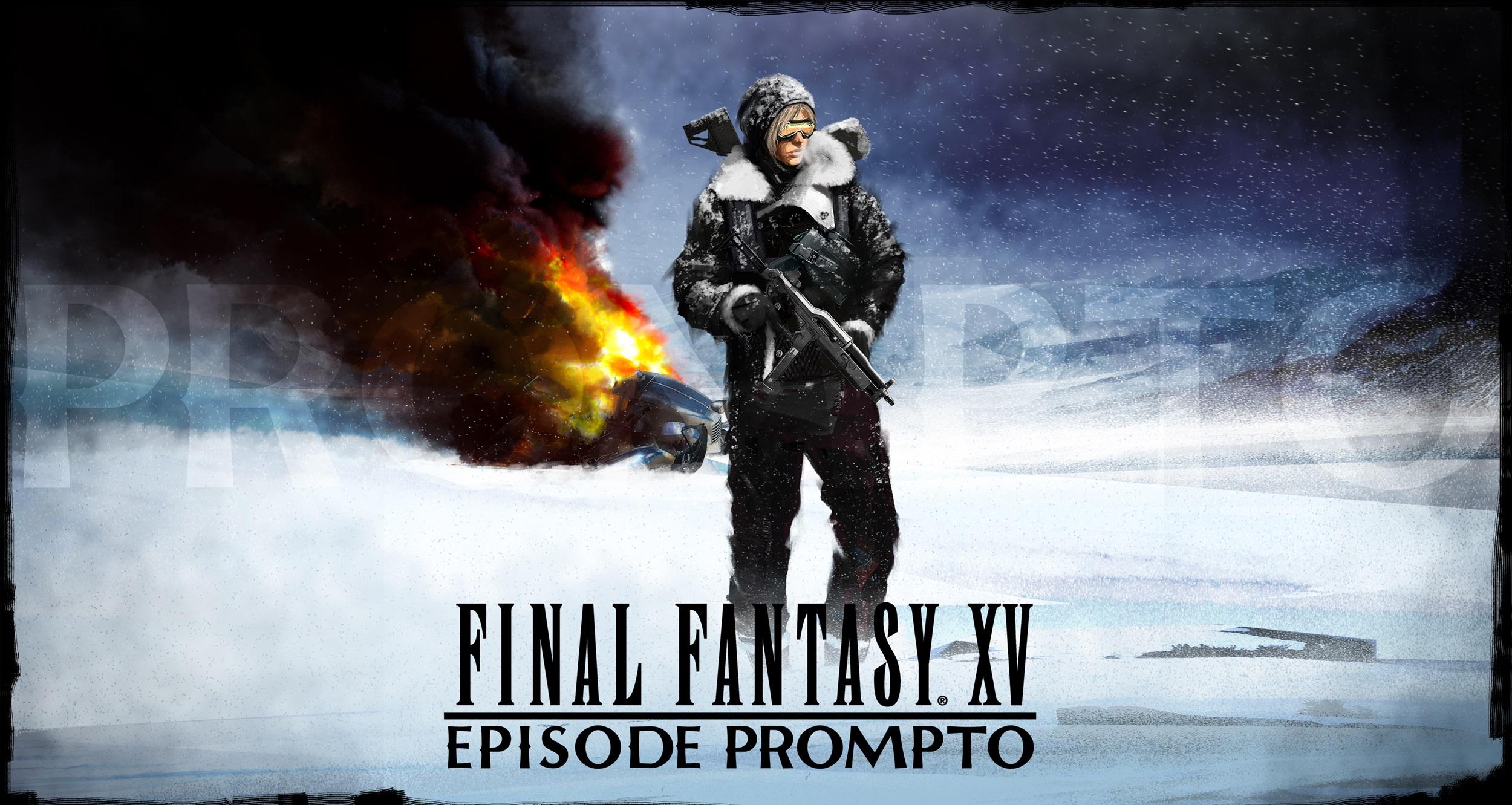 Trailer ufficiale di Episode Prompto!