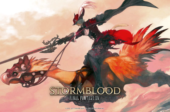 Ancora un nuovo wallpaper per Final Fantasy XIV Online!
