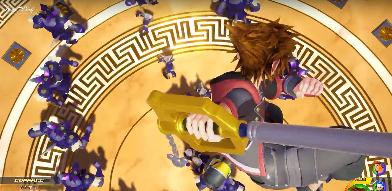 Nuovo trailer di Kingdom Hearts III mostrato al KH Concert di Los Angeles!