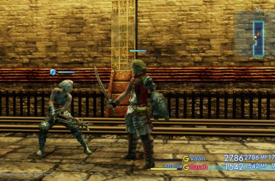 Final Fantasy XII: The Zodiac Age – Equipaggiamento: Spade!
