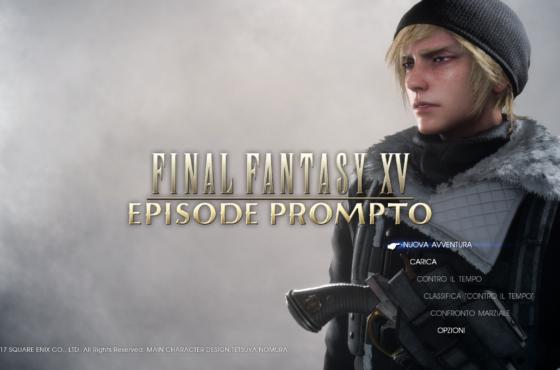 Guida ai trofei di FFXV: Episode Prompto!