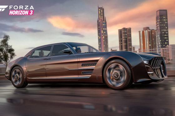 La Regalia entrerà nel parco auto di Forza Horizon 3!