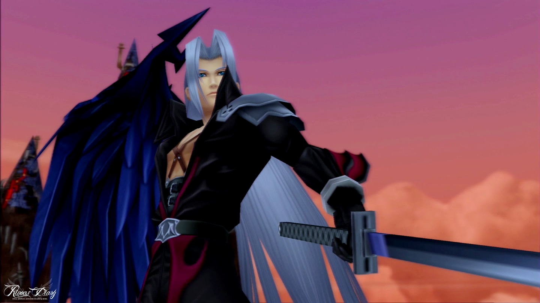 Nomura è in dubbio se inserire Sephiroth in Kingdom Hearts III, Disney interessata ad un film sulla saga!
