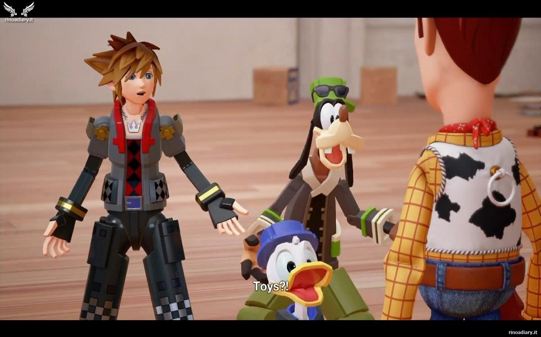 Nuovi risultati finanziari di Square-Enix pubblicati: nuovo suggerimento per la data di Kingdom Hearts III?