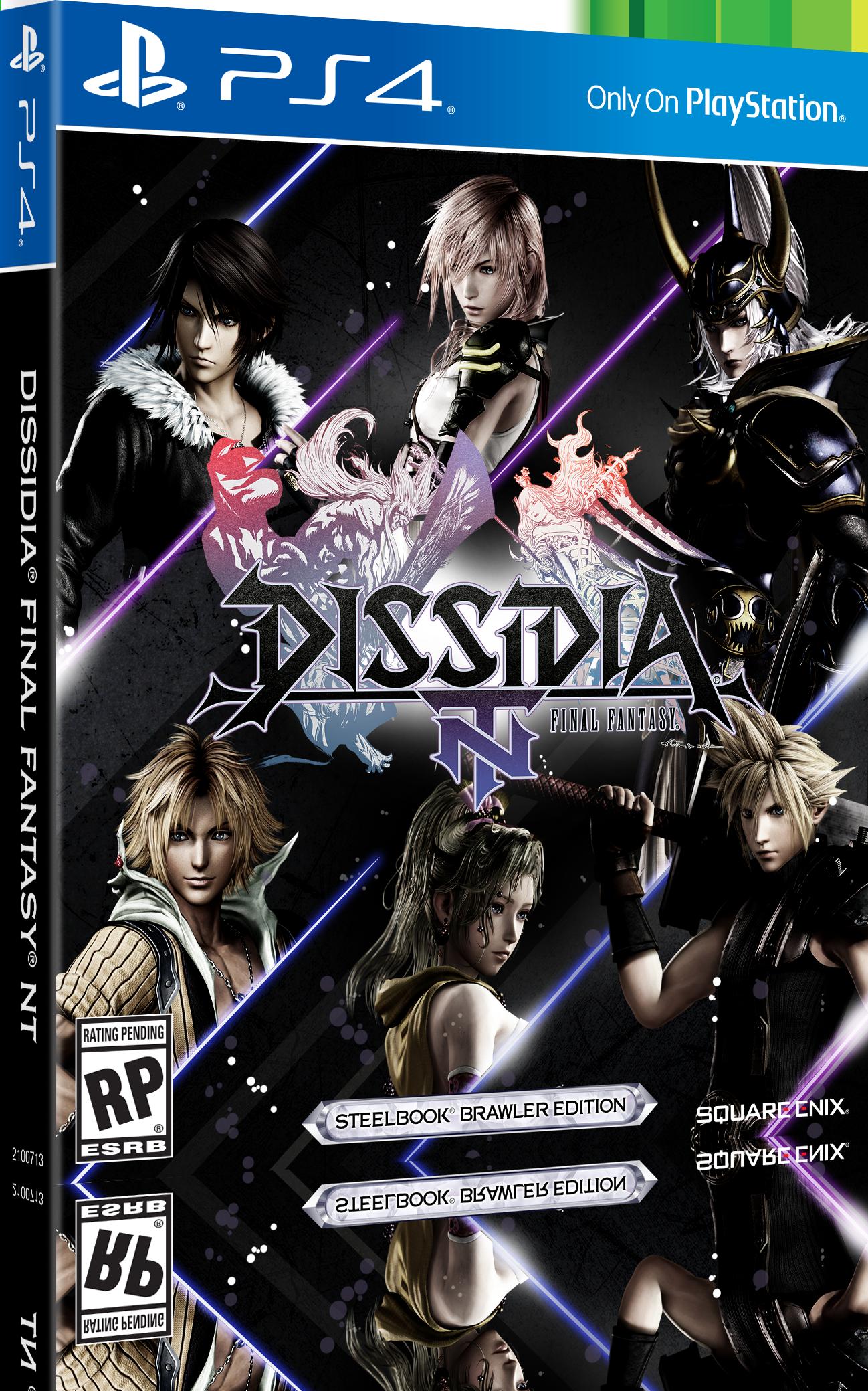 Data ed edizioni speciali per Dissidia: Final Fantasy NT!