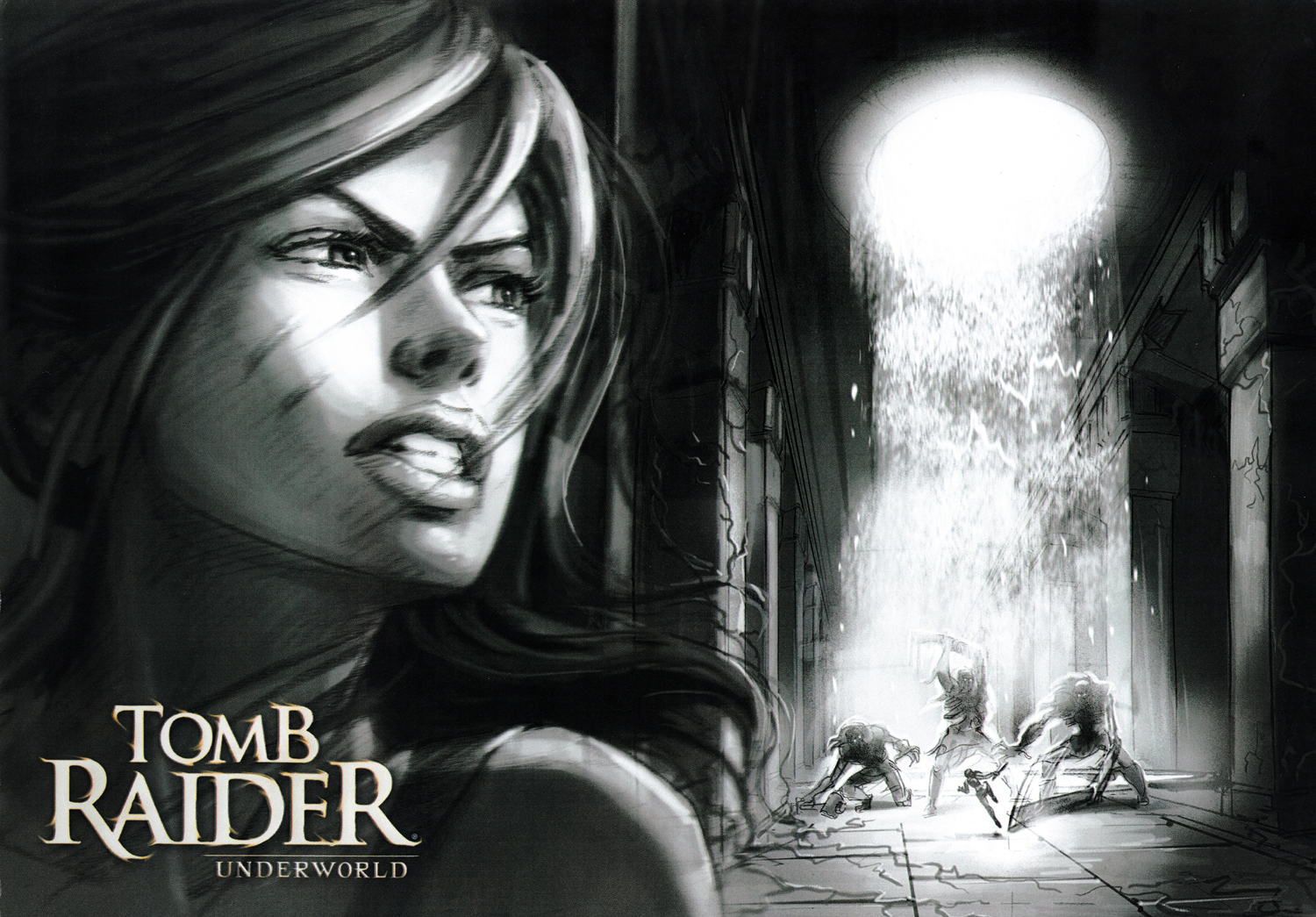 Retrocompatibilità Xbox One e boxart inediti per Tomb Raider: Underworld!