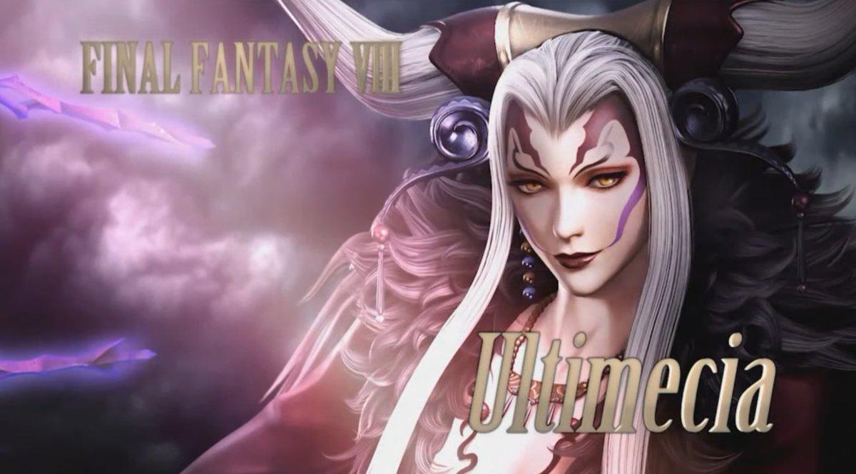Annunciata Artemisia per Dissidia Arcade!