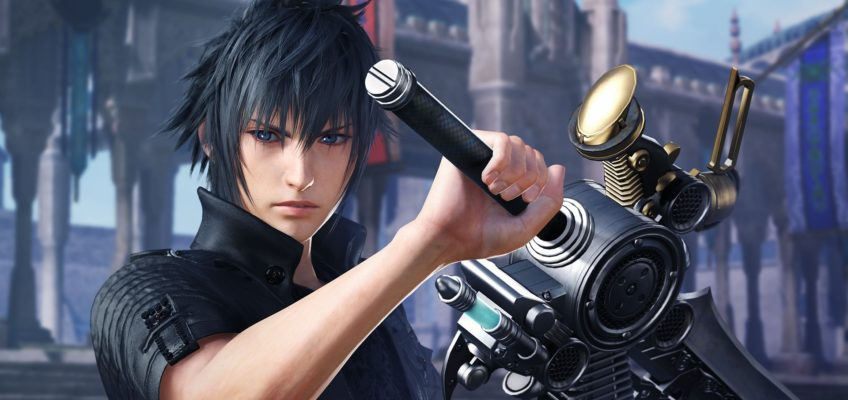 Confermato Noctis in Dissidia Final Fantasy NT!