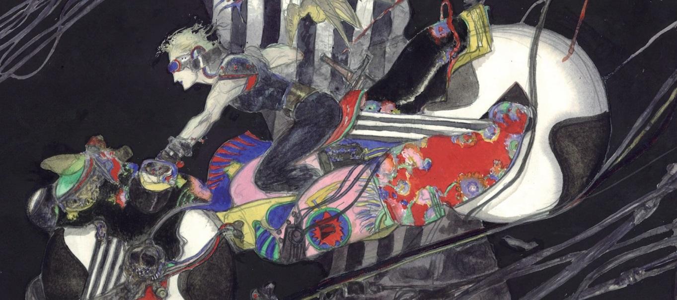 Un viaggio nell'arte di Yoshitaka Amano