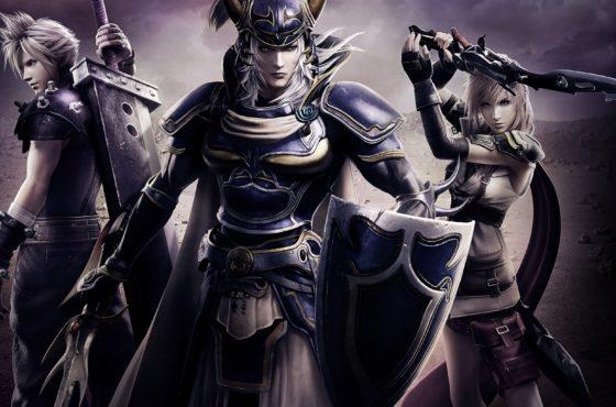 Svelata la cover occidentale di Dissidia Final Fantasy NT!