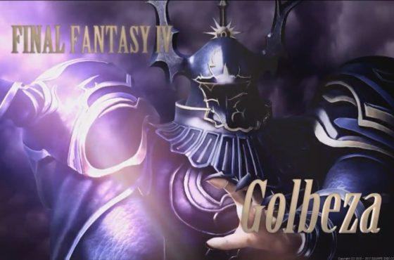 Annunciato Golbez per Dissidia Arcade Final Fantasy!