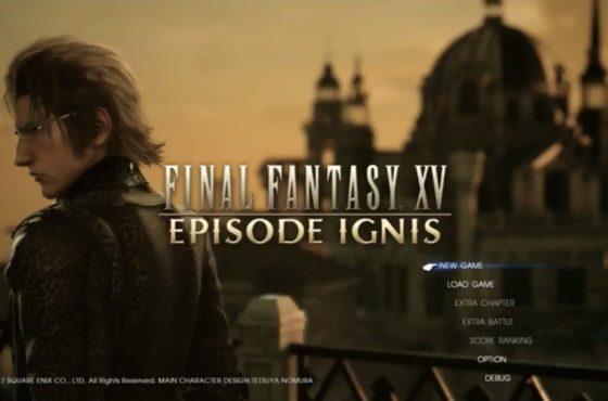 Finali multipli in Episode Ignis, confermato Episode Ardyn, e switch personaggi in Final Fantasy XV!