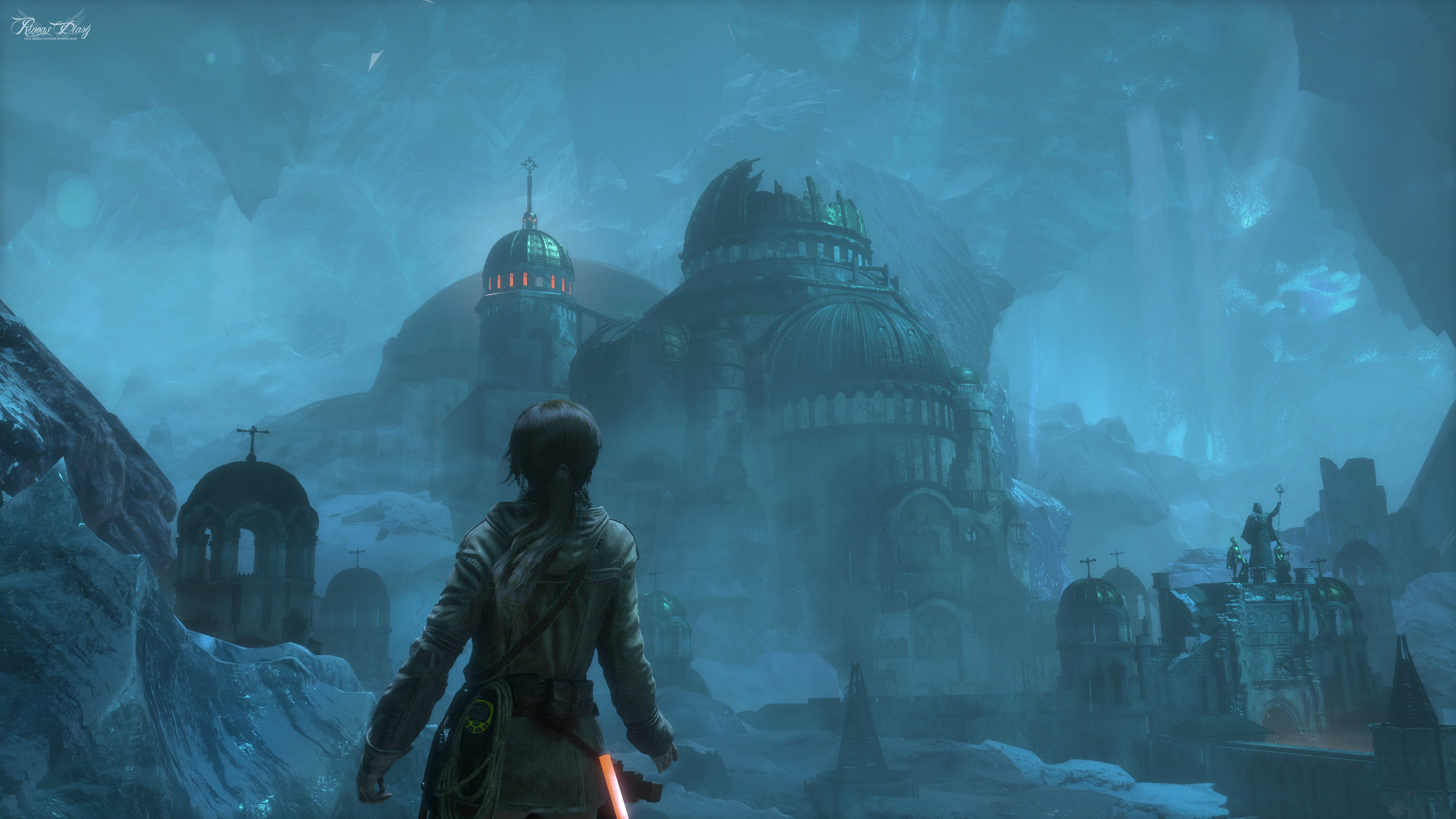 Rise of the Tomb Raider arriva su Xbox One X